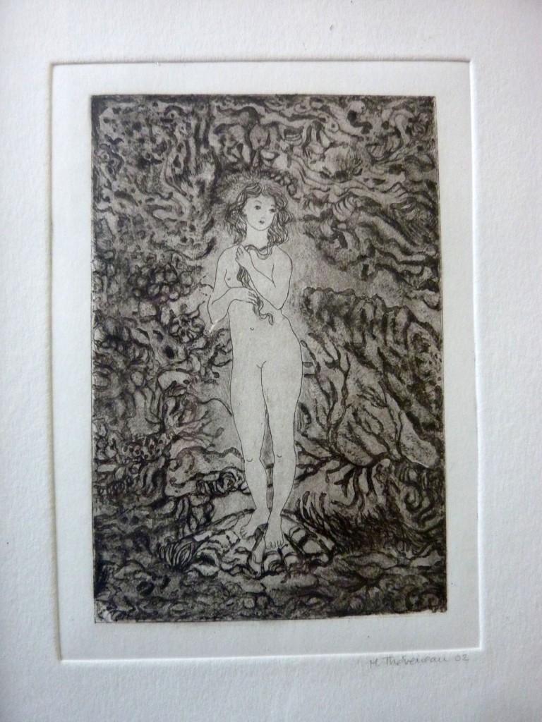 Mireille Theveneau